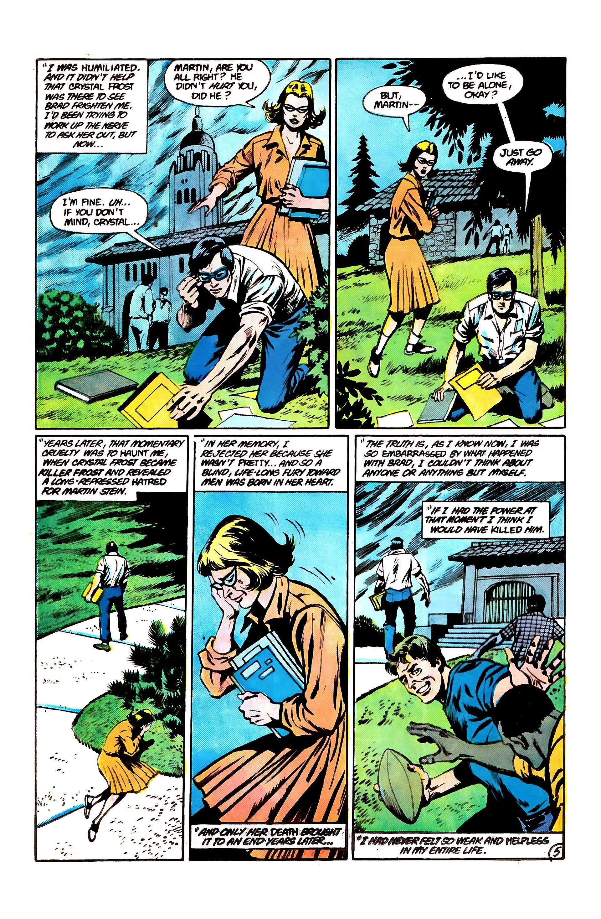 Read online Secret Origins (1986) comic -  Issue #4 - 9