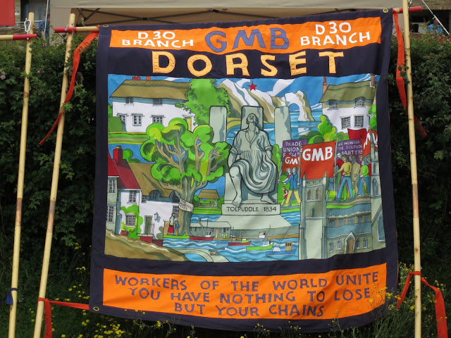 BANNER - GENERAL AND MUNICIPAL WORKERS UNION - DORST