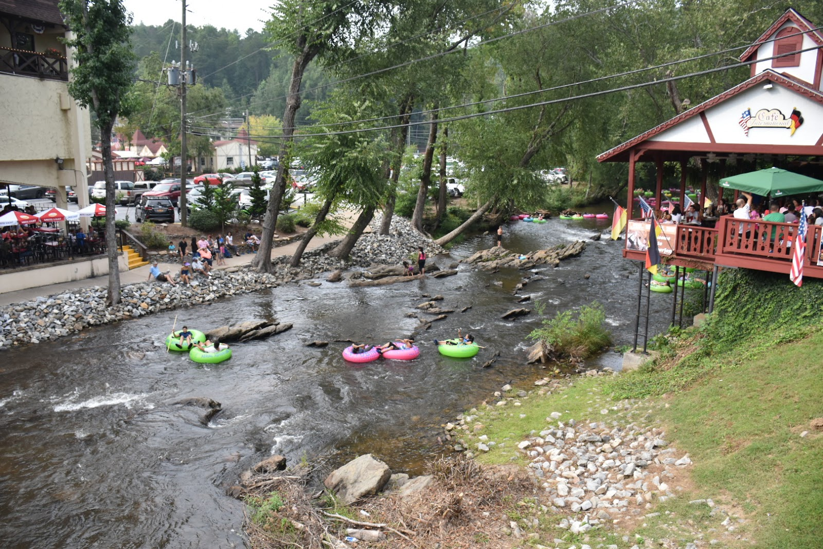 Take a Quick Day Trip to Helen Georgia with Kids  via  www.productreviewmom.com