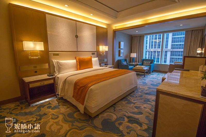 【澳門住宿推薦】澳門瑞吉金沙城中心酒店。澳門唯一貼身管家頂級服務