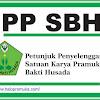 Petunjuk Penyelenggaraan (PP) Saka Bakti Husada (SBH) Terbaru - Download Pdf