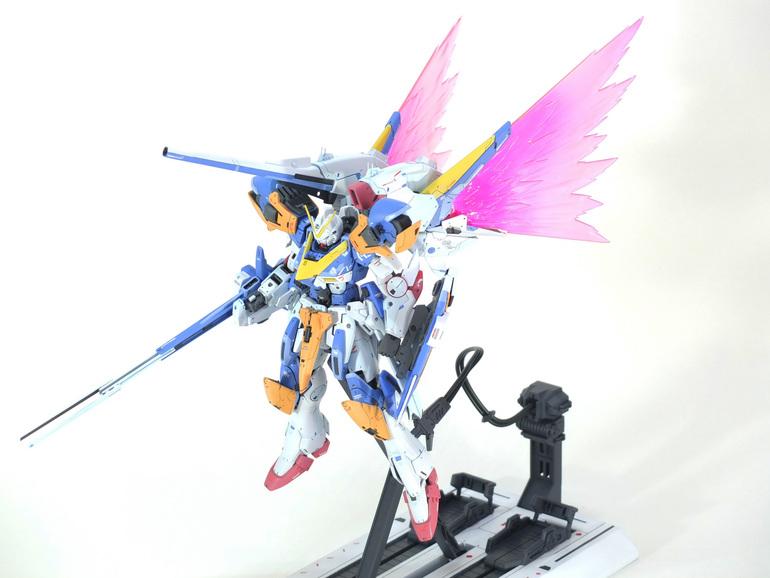 Custom Build: MG 1/100 V2 Assault Buster Gundam - Gundam Kits Collection News and Reviews