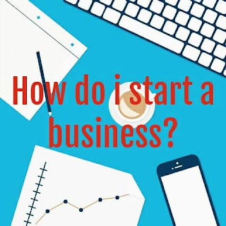 How do i start a business