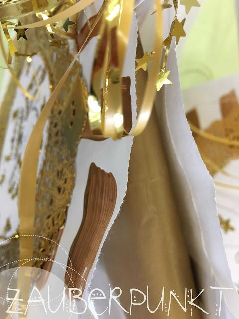 Weihnachtspäckli, Gold