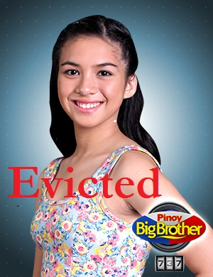 PBB 737 4th Eviction Night ZONIA YSABEL MEJIA Evicted