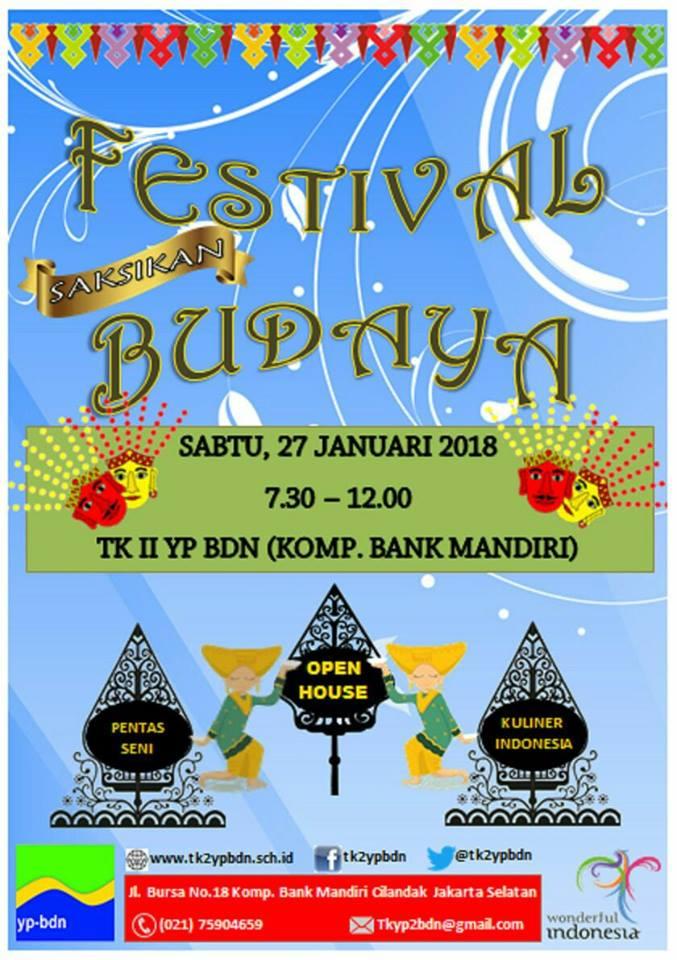 festival budaya tk 2 yp-bdn
