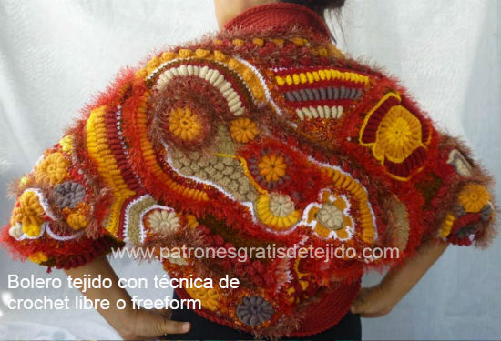 freeform-crochet