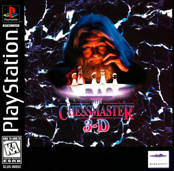 Chessmaster 3D - PS1 - ISOs Download