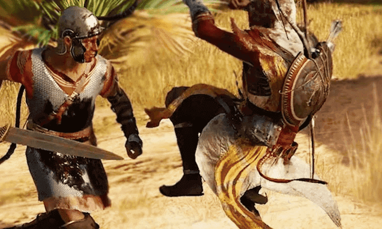 تحميل assassin's creed origins بحجم صغير