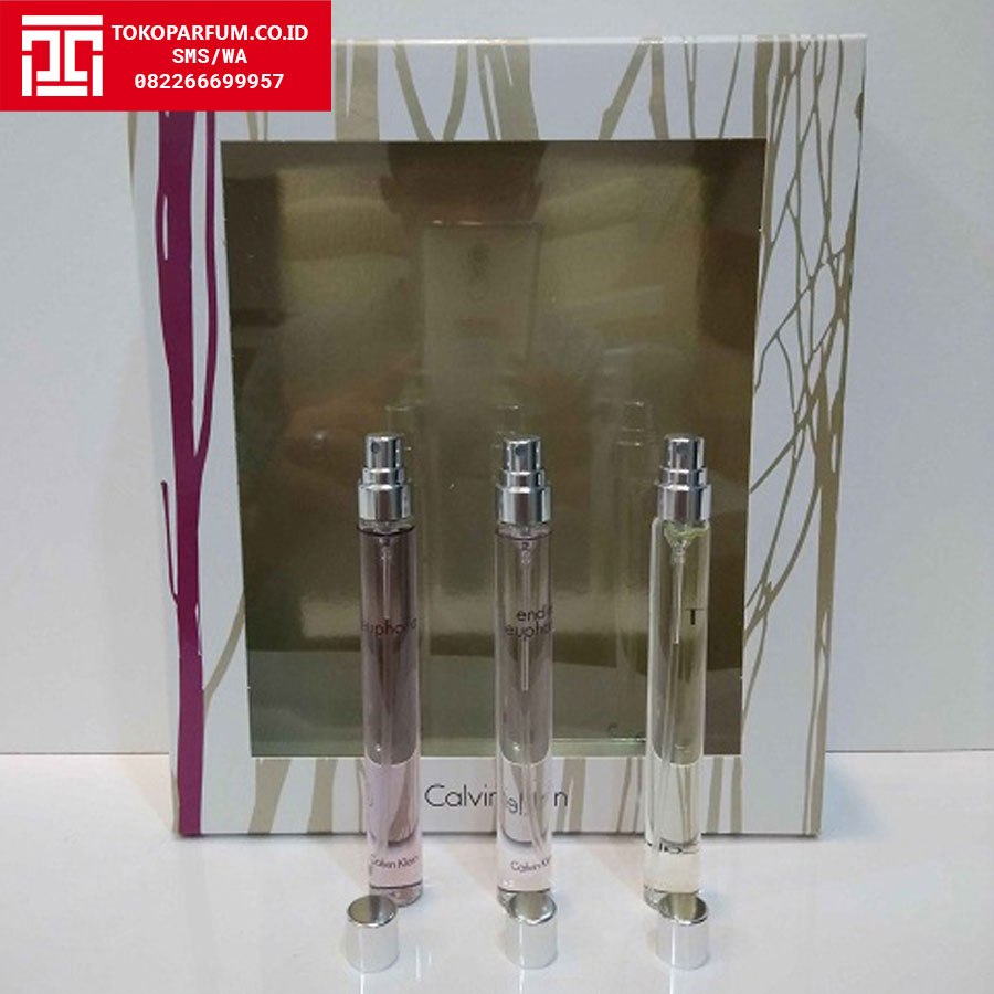 a8664ec2f Suplier Parfum Calvin Klein Gift Set 3x10ml | Eternity - Euphoria - Endless  Euphoria Terlatis - Harga Parfum Calvin Klein - SMS / WA : 082266699957 /  ...