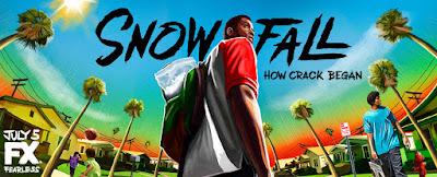 Snowfall FX Series Banner Poster 1