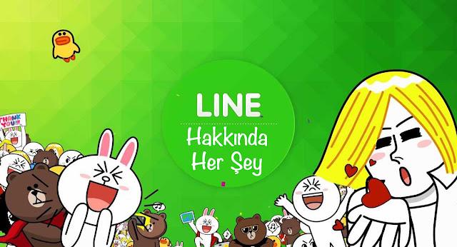Line app nedir nasıl yapılır
