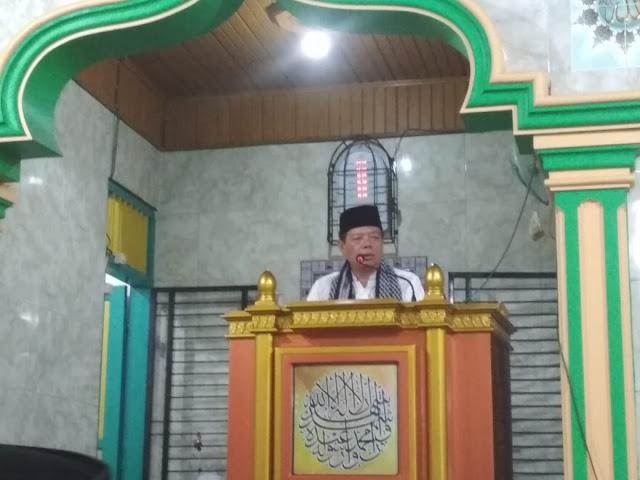 Tarawih Bersama Warga, Pemkot Jaring Aspirasi