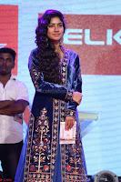 Beautiful Cute Sai Pallavi in dark Blue dress at Fidaa music launch  Exclusive Celebrities galleries 013.JPG