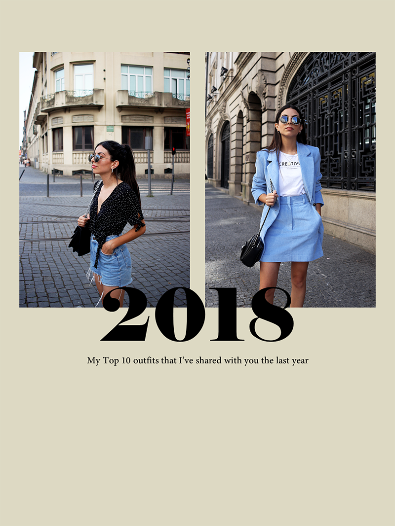 My Top 10 Outfits From 2018