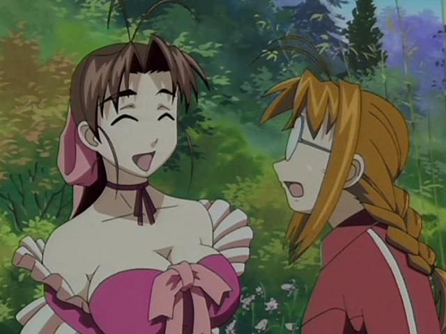 Love Hina Anime