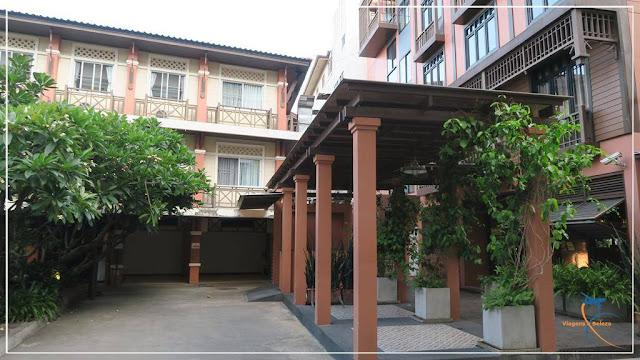 Hotel Rambuttri Village em Bangkok