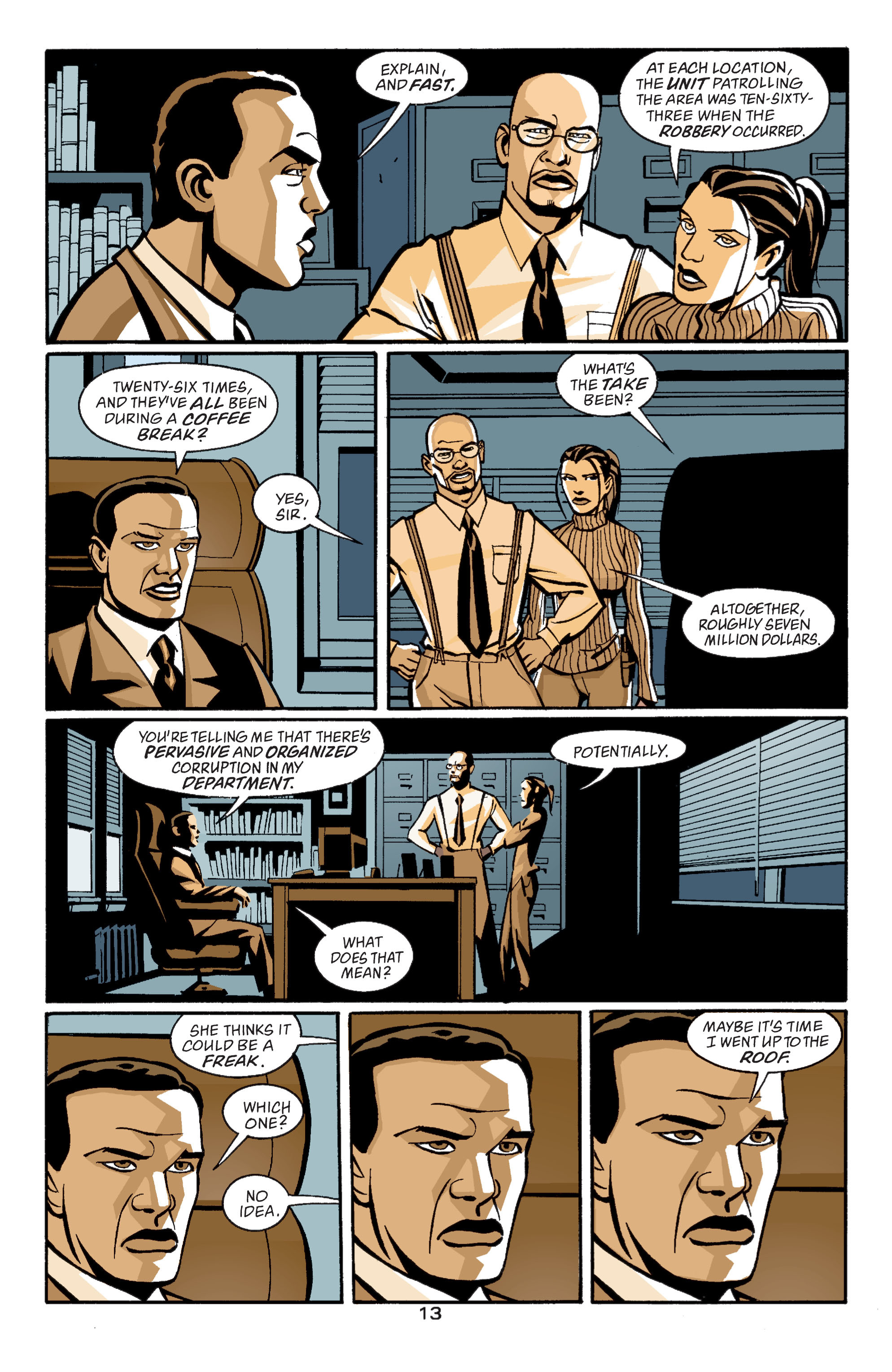 Detective Comics (1937) 758 Page 13