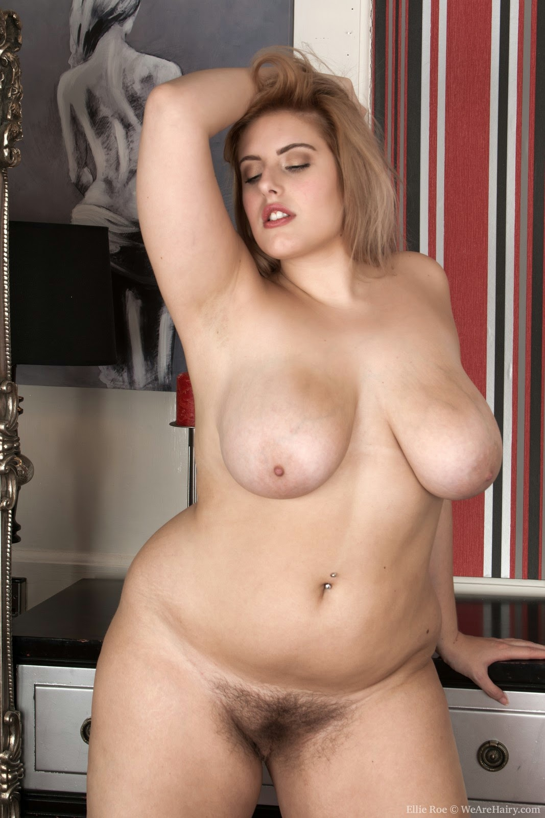 nude plus size tumblr