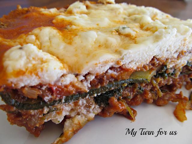 How Do You Make Zucchini Lasagna
