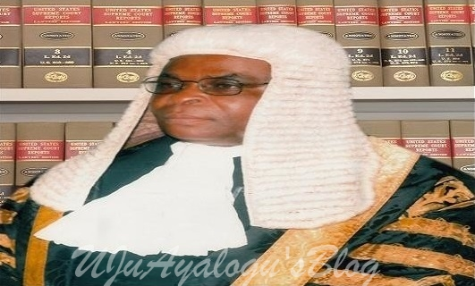 Senate screens Onnoghen the Acting Chief Justice of Nigeria on Wednesday