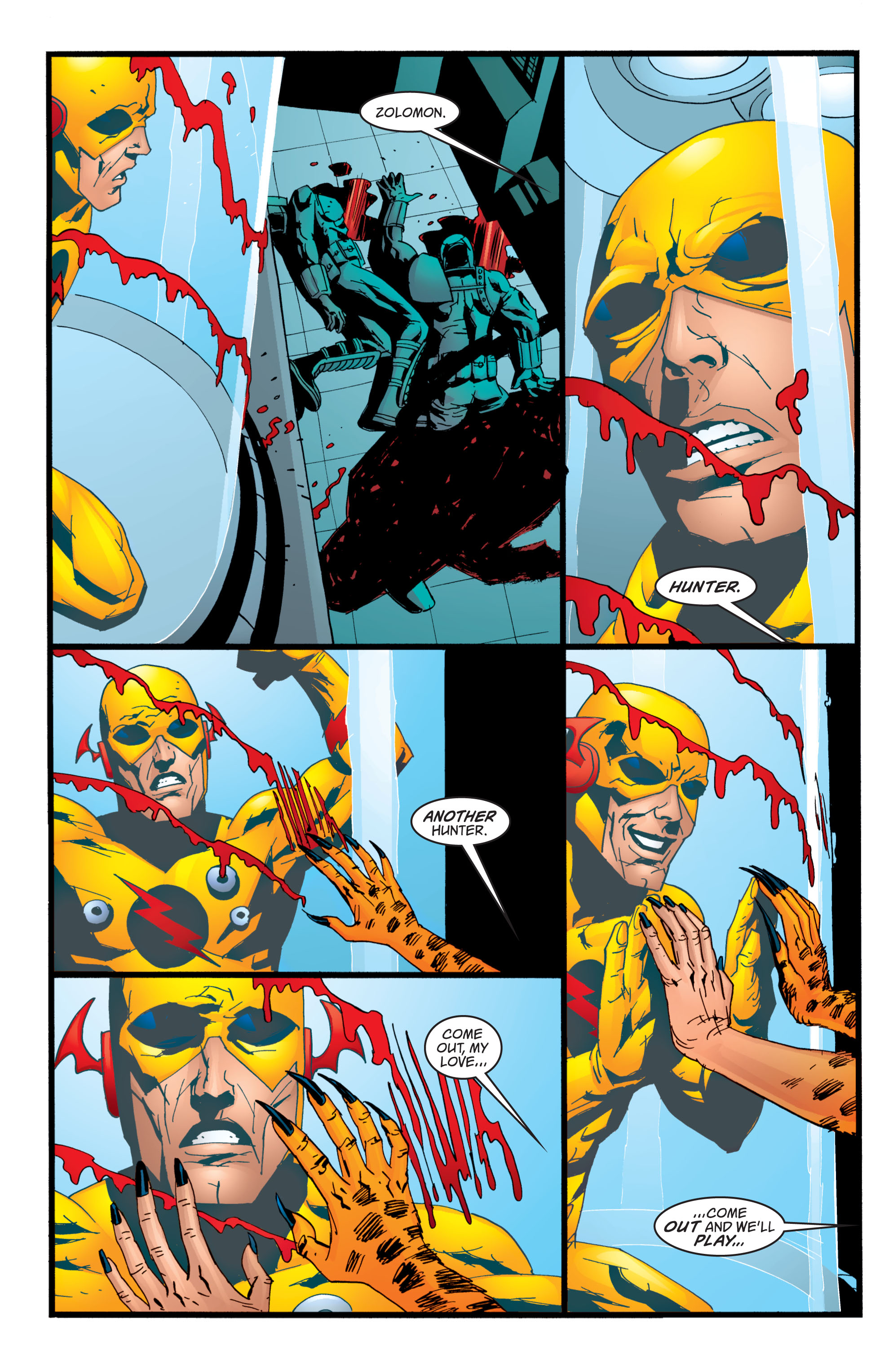 Read online Wonder Woman (1987) comic -  Issue #211 - 16