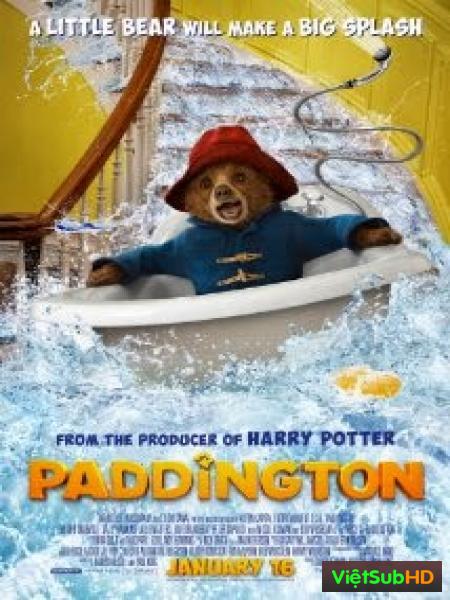 Cuộc Phiêu Lưu Của Chú Gấu Paddington