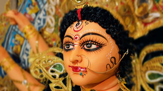 Durga Puja Quotes In Hindi Durga Ashtami