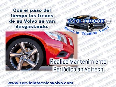 Mantenimiento Periodico Volvo Bogota