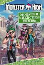 Monster High Monster Rescue: I Spy Deuce Gorgon Book Item