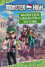 MH Monster Rescue: I Spy Deuce Gorgon Media
