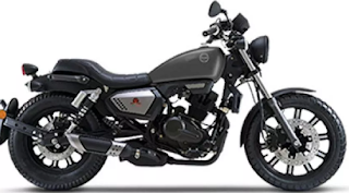 Spesifikasi dan Harga Motor Benelli Motobi 200 Evo!