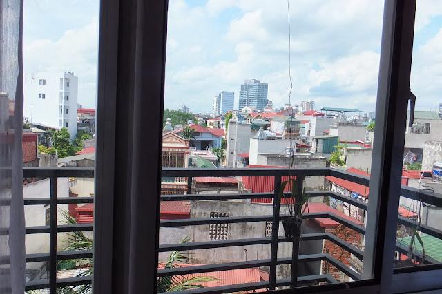home-view ハノイの住宅街