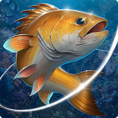 Download Game Fishing Hook / Kail Pancing v1.5.5 Mod Apk Unlimited Money