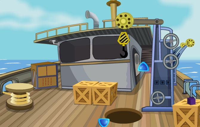 Play Mini Ship Escape