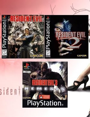 Download Resident Evil 1 2 3 + Emulador (PS1) via Torrent