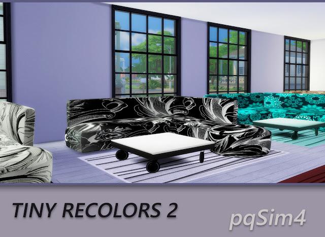 Tiny recolores 2. Sofas2