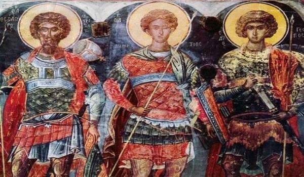 Ποιοι Άγιοι μας βοηθούν και σε ποιες παθήσεις