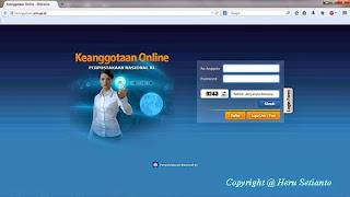 Cara Mendaftar Menjadi Anggota PNRI Secara Online (Perpustakaan Nasional Republik Indonesia)