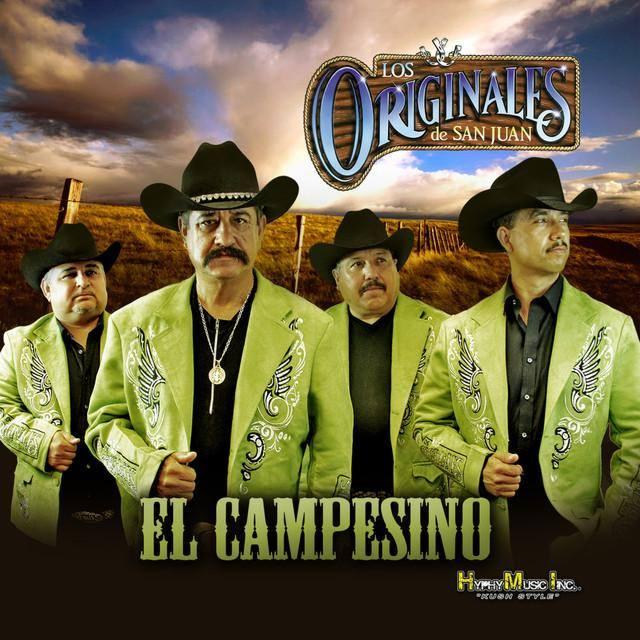 Los Originales De San Juan – El Campesino (Album 2016)