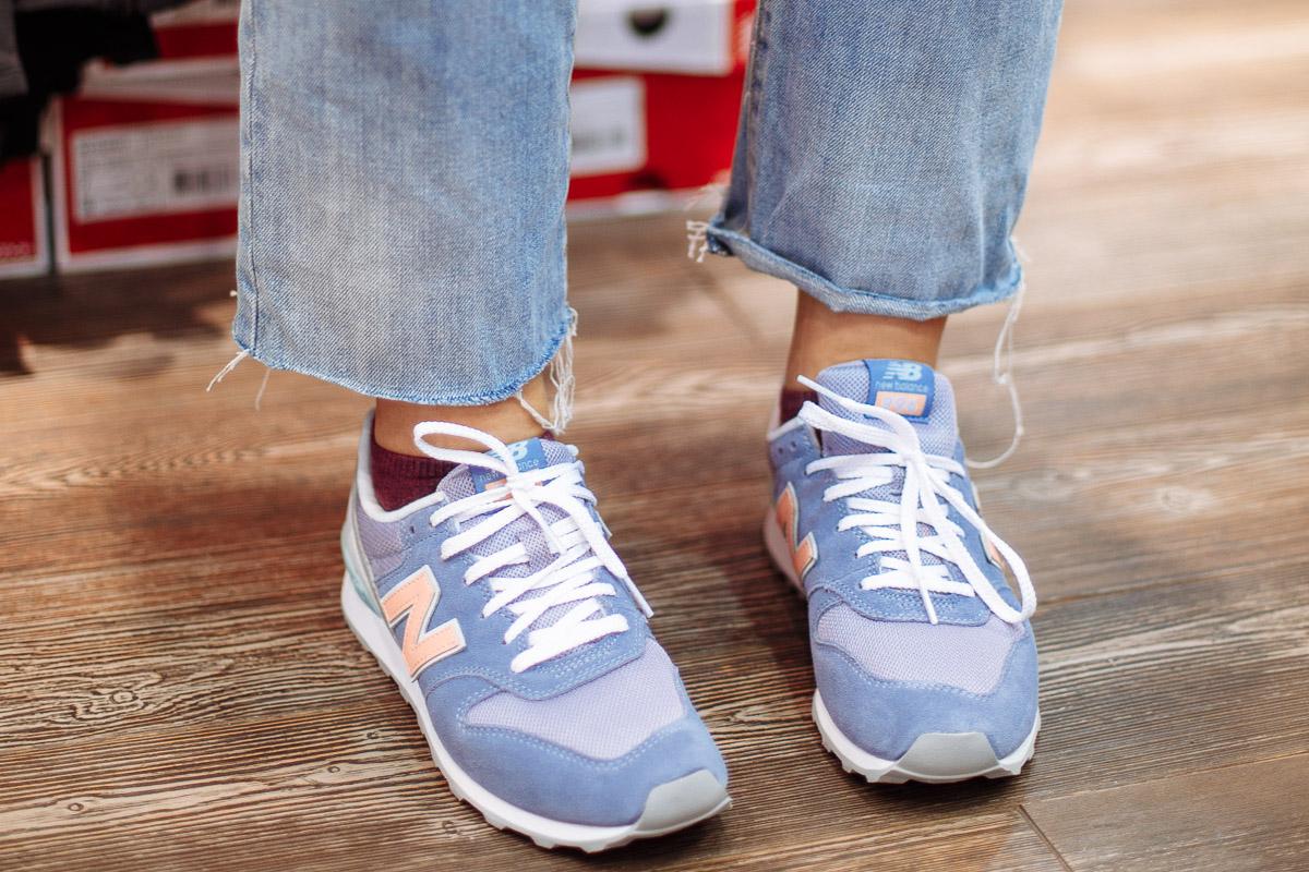 какие кроссовки выбрать