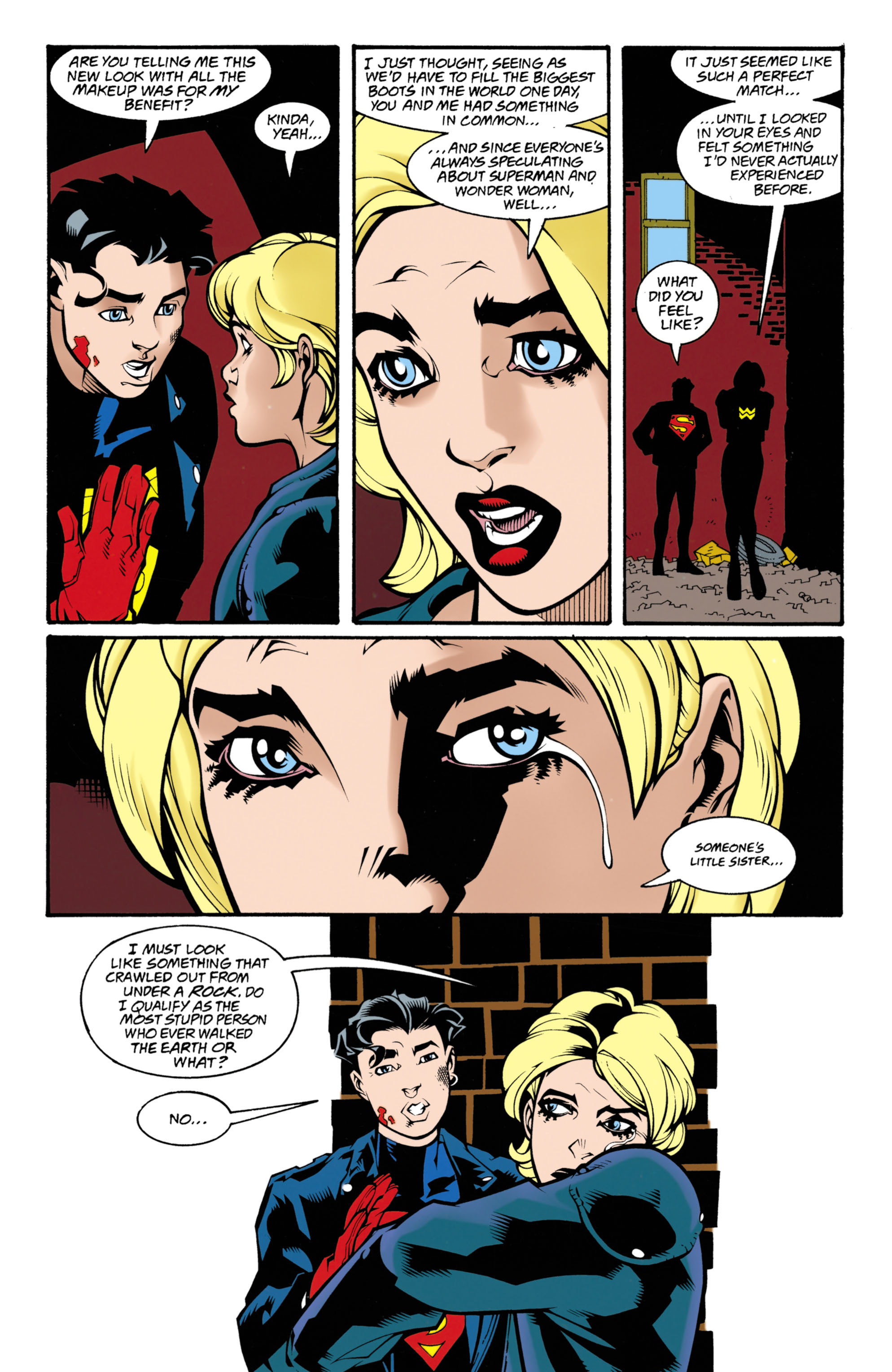 Read online Wonder Woman (1987) comic -  Issue #153 - 19