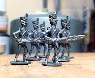 Der Kriegspielers DK 176: Swiss Line Infantry Battalion