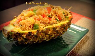 Thai Pineapple Rice