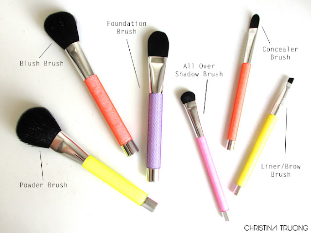 Quo Brush Set Review