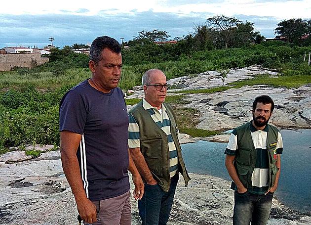 Secretaria de Meio Ambiente realiza visita técnica para conhecer localidade com grande potencial turístico