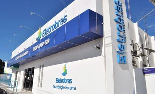 Foto da Sede da Eletrobras Distribuição Roraima