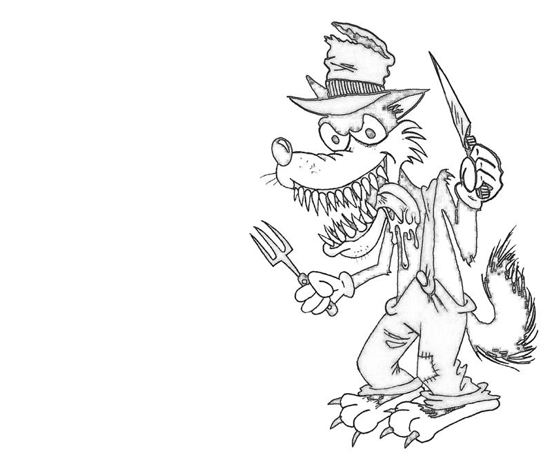 Top 15 Free Printable Wolf Coloring Pages Online | 667x800