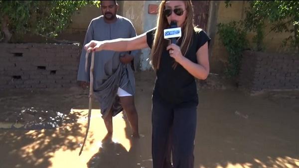 مشاهدة برنامج صبايا الخير حلقة اليوم الاثنين 31-10-2016 حلقة آثار السيول برأس غارب يوتيوب HD كاملة