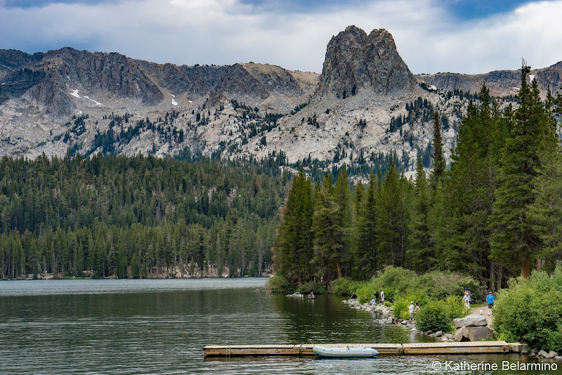 Lake Mary Mammoth Lakes Basin Self-Guided Photography Tour of Mammoth Lakes